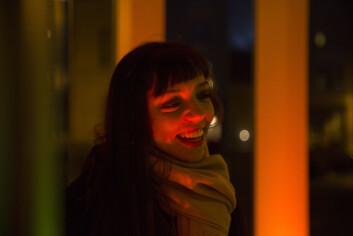 LEVENDE LABORATORIUM: For stipendiant Olga Lehmann er laboratoriet det hverdagslige livet. Her forsker hun på stillhet, og hva det gjør med oss.