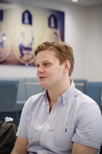 Jonas Alsaker Vikan mener det behøves mye tålmodighet for å hevde seg i E-sport.