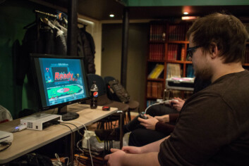 Det kreves både tekniske og mentale ferdigheter å være god i Smash, ifølge Alsaker Vikan.