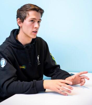 Leder Hallvard Skrede i Studentlekene beskriver lekene som et norsk student-OL.