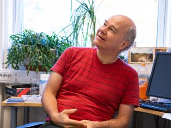 HJEMMEKJÆR: Martin Ystenes har vært mange steder og gjort mye forskjellig, men kommer alltid tilbake til Gløshaugen.