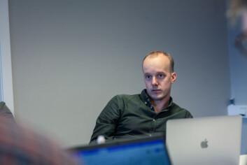 KOORDINATOR: Øyvind Tanum har ansvaret for å koordinere alle involverte i Smartby-prosjektet. Tilsammen er det 80 medarbeidere fra Trondheim kommune som er involvert i prosjektet.