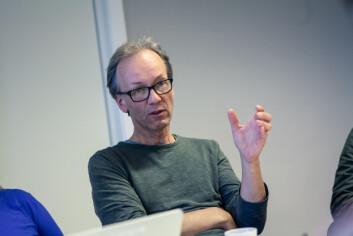 FELLES MOBILITETSPLATTFORM: Mobilitetsekspert Bjørn Ove Berthelsen for Smartby-prosjektet ønsker at du nå skal komme deg fra A til B med hjelp av bare en app.