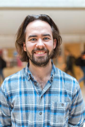 Prosjektleder: Gabriel Qvigstad leder Nybyggskomiteen og arbeider for et større Samfund.