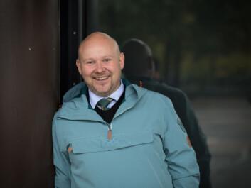 Generalsekretær Trond Enger i Human-etisk forbund ønsker kirken alt vel, men vil ha et tydeligere skille mellom stat og kirke