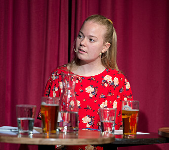Mathilde Breda Enkerud.