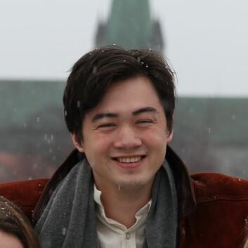 Michael Li Stene.