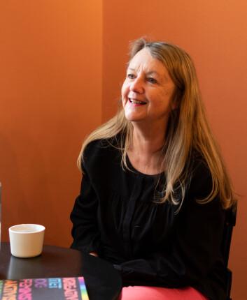 UTFORDRET NORMENE: Astri Holm var svært aktiv i kvinnebevegelsen på 70- og 80-tallet. Det første de startet med var å by opp guttene til dans i Studentersamfundet.