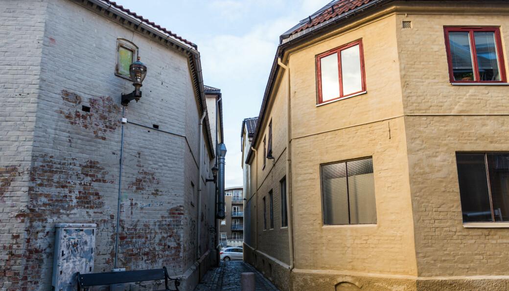 <b>VANDRING:</b> Veitevandring er et av arrangementene kulturnatt tilbyr, og en god mulighet til å bli bedre kjent med byens arkitektoniske historie.