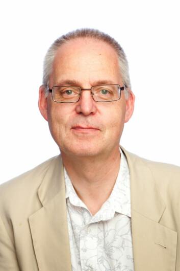 Kjell Arne Brekke.