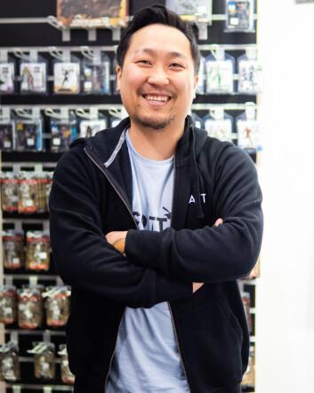 DRAGEEPEDEMI: Populærkultur har gitt økt interesse for D&D de siste årene, forklarer Kim Hikaru. Nå er det ikke lenger bare de spesielt interesserte som har hektet seg på rollespill-vognen.