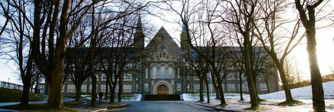<b>SJEKK INN: </b>NTNU forventer at alle bruker sjekk-inn-systemet når de er på campus