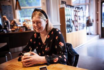Andrea Eliassen har selv vært med å planlegge fadderuken til Leviathan, og sier det ofte er alkohol involvert i kveldene.