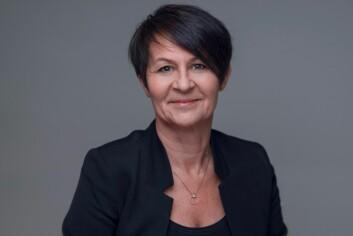 Direktør for kommunikasjon og drift i AtB, Grethe Opsal.