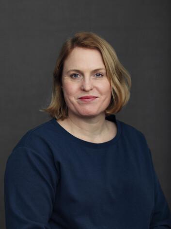 **Problematisk**: Kristine Meek, direktør for kommunikasjon, rådgivning og analyse i Medietilsynet, vil at flere skal ytre meningene sine offentlig.