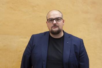 **Meningsbrytning**: Erik Waatland ønsker at de som publiserer skal fremme nye og ulike meninger.
