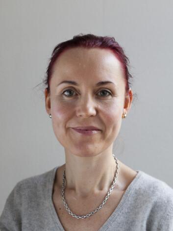 Professor ved institutt for tverrfaglige kulturstudier Vivian Anette Lagesen.