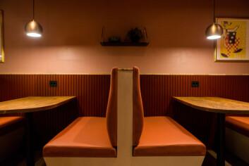 Dei nye sittegruppene er ideelle for brettspel og hygge.