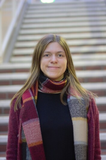 Malin Bakke Frøystadvåg, 24 år, går femte år på Nordisk Språk og Litteratur.