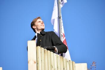 UKEsjefen erklærer Trondheim beleiret