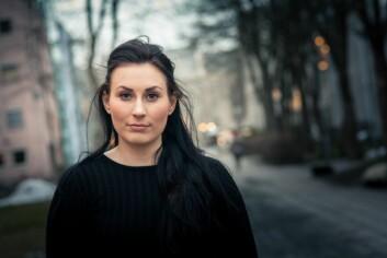 Marte Øien, leder for Norsk Studentorganisasjon, sier opptrappingen er en seier.