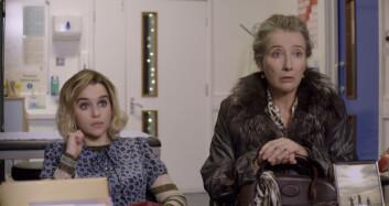 Emilia Clarke og Emma Thompson spiller mor og datter med et litt anstrengt forhold i Last Christmas.