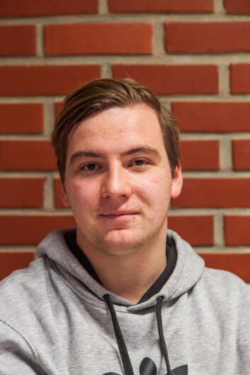 <b>Samlebetegnelsen:</b> Øistein Falch har gått mange runder med seg selv om hva det å ha asperger betyr for ham.