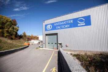 <b>Mystisk:</b> En antimaterie-fabrikk er noe en kan finne ved CERN, til tross for at vi ikke helt vet hva antimaterie er.