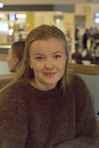 Kultursjef i UKA-19 Agnete Djupvik.