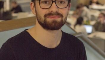 Pressesjef i UKA-19 Markus Drange.