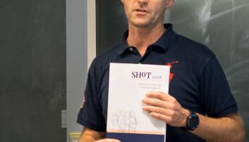 FOKUS: Velferdsdirektør Espen Munkvik i Sit mener de må fokusere på studentspesifikke problemer
