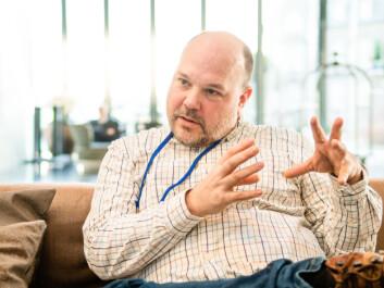 OVERFORBRUK: Professor Christian Klöckner mener det er nødvendig at man slutter med overforbruk.
