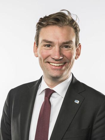 Forsknings- og høyere utdanningsminister Henrik Asheim (H) sier han skal komme inn på forslagene om kjønnspoeng, sensur og ny, alternativ karakterskala senere.