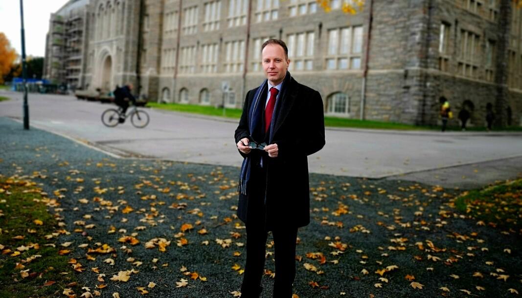 <b>FIKK MEHOLD: </b>Øyvind Eikrem fikk mehold på ett punkt etter at han klagde inn Filter Nyheter til PFU.