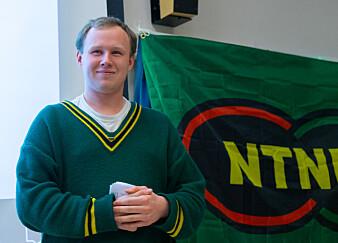<b>Håpefull:</b> Leder i hovedstyret i NTNUI Øystein Fruseth Christiansen tror at NTNUI vil kunne tilby et godt aktivitetstilbud til høsten.