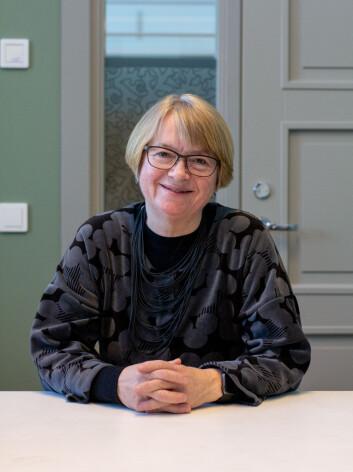 Prorektor Berit Kjeldstad ved NTNU sier at det er vanskelig å vite sikkert hvordan koronaviruset eventuelt kommer til å påvirke studentenes studieløp.