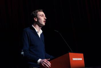 ANDRE VALGOMGANG: Jakob Oseid var den andre  kandidaten som gikk videre til andre valgomgang.