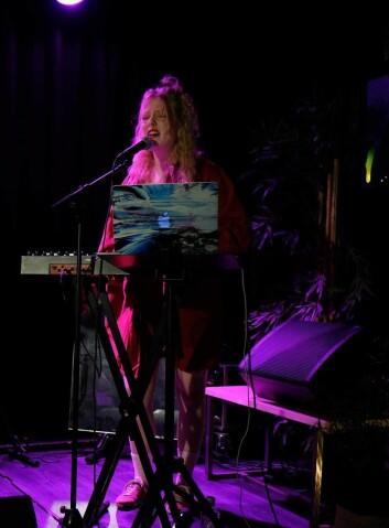 Ada Hoel har streamet konsert også før den nåværende krisen traff.