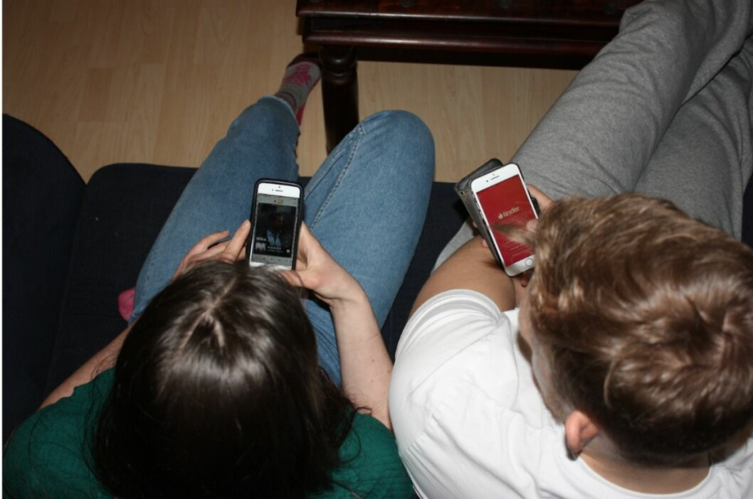 To håpefulle ungdom er sultne på digital oppmerksomhet. (Illustrasjonsfoto)