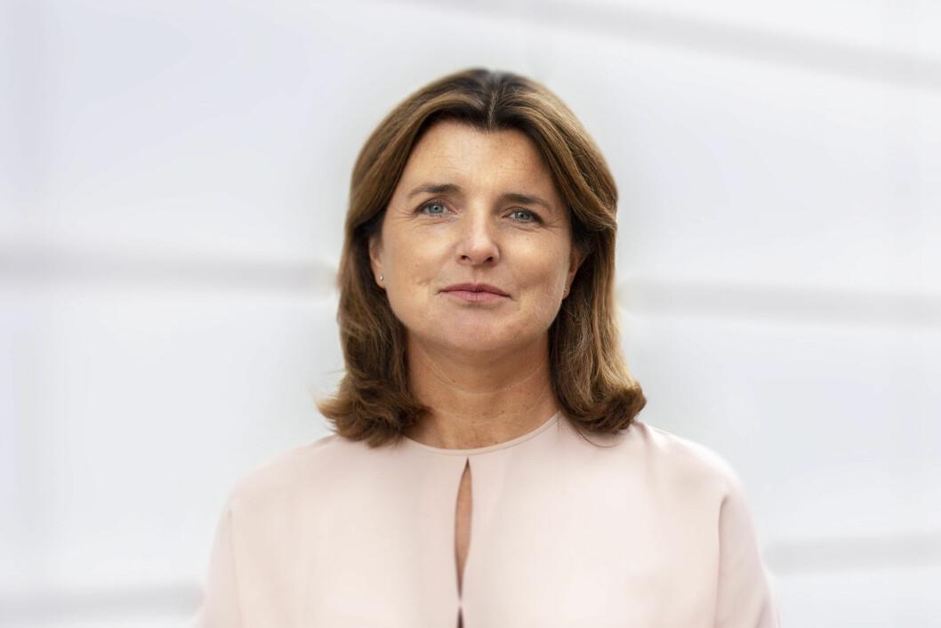 Nina Schanke Funnemark, administrerende direktør i Lånekassen, sier de jobber for å gi studenter økonomisk forutsigbarhet.