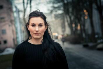 NSO-leder Marte Øien håper Stortinget tar en ny vurdering på krisepakken.