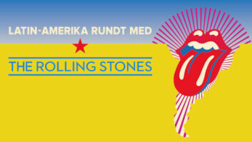 Latin-Amerika rundt med The Rolling Stones