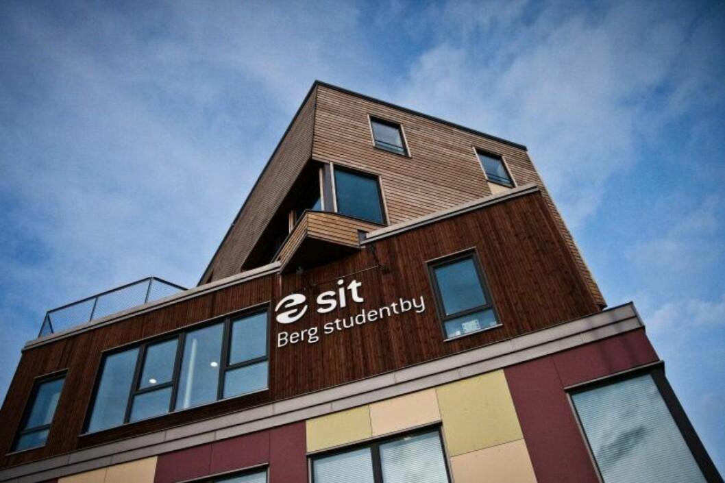 Berg studentby får snart selskap av nye studentboliger i byen.