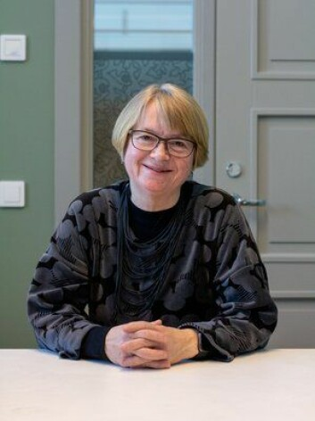 <b>SKAL SLIPPE USIKKERHET:</b> Prorektor Berit Kjeldstad sier avgjørelsen ble tatt for at studentene skal ha forutsigbarhet.