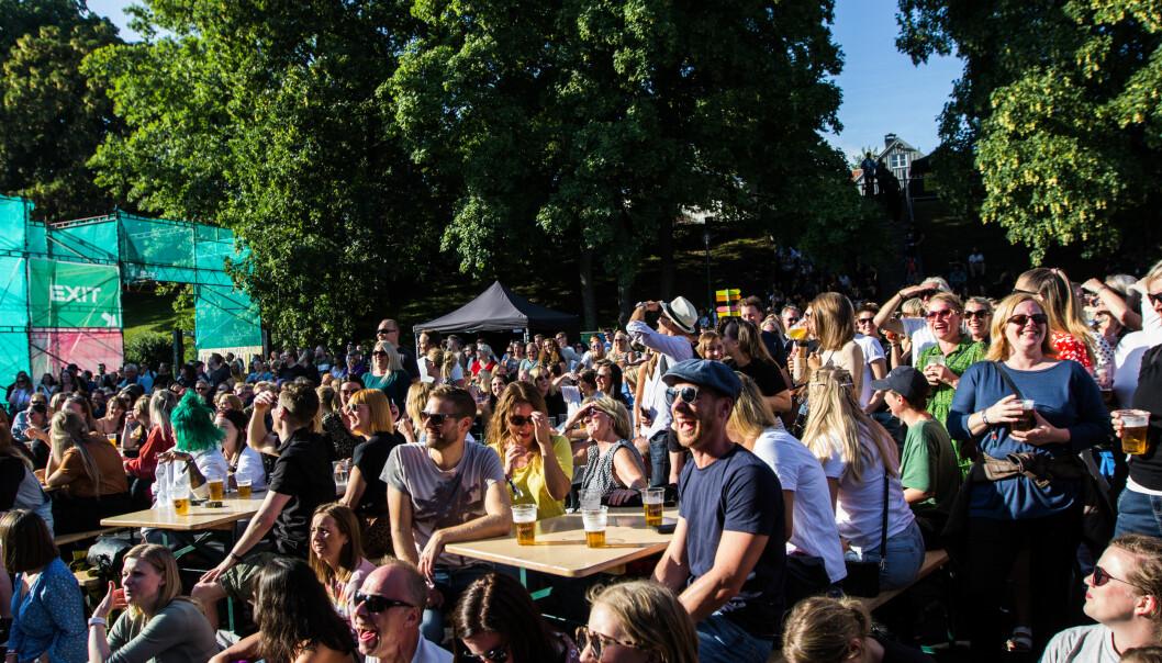 BLIR IKKE SOM FJORÅRET: En normal gjennomføring av Pstereo i år virker lite sannsynlig, sier festivalsjefen.