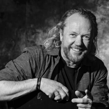 UTSATT: Leder for Trondheim Jazzfestival Ernst Wiggo Sandbakk forteller at de håper å få gjennomført deler av programmet til høsten.
