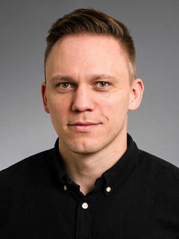 SIMULERING: Jon Michael Gran forteller atstatistiske modeller kan simulere utvikling av smittebasert på ulike tiltak