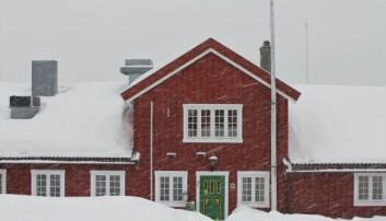 **Fortsatt i drift:** Studenterhytta i Bymarka har siden åpningen vært et viktig samlingspunkt for studentidretten.