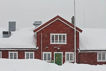 <b>Fortsatt i drift:</b> Studenterhytta i Bymarka har siden åpningen vært et viktig samlingspunkt for studentidretten.