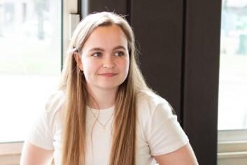 Vera Slapø Nes er prosjektleder og hovmester i Lyche